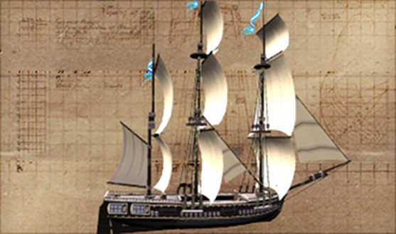 Port Royale 3 - Pirate Barque